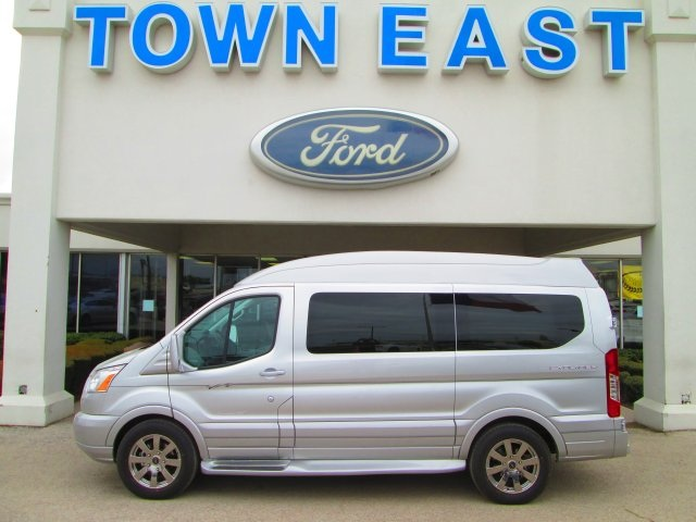 Luxury Ford Transit Van Inventory