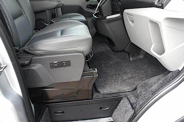 Spradley Barr Ford >> 2015 Explorer Van Conversion Ford Transit Van Ingot Silver Explorer Ford Transit Custom Luxury ...