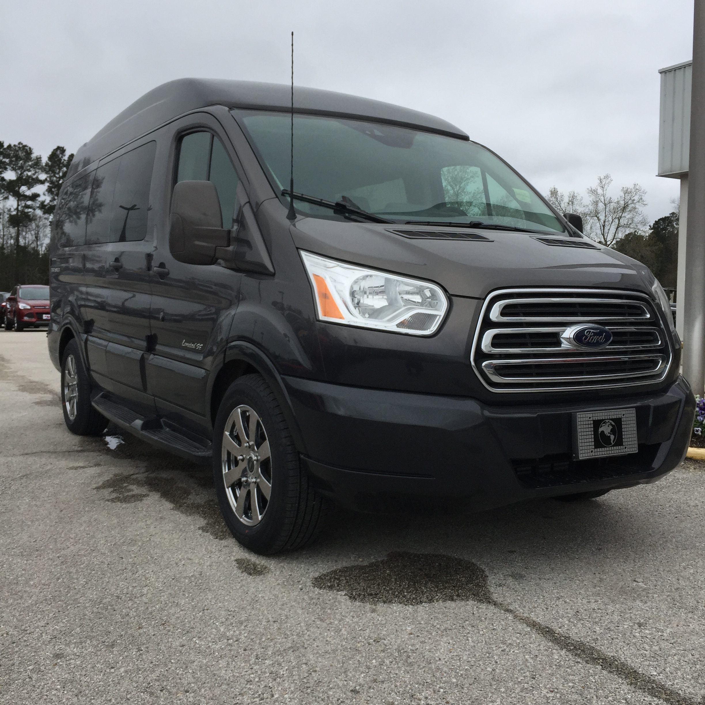 ford floor test lwb transit cargo ecoboost roof low floors van road mats review